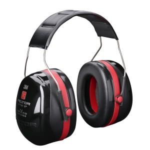 3M - Peltor-Gehörschutz H540/Optime III/ Bügel (schwarz)