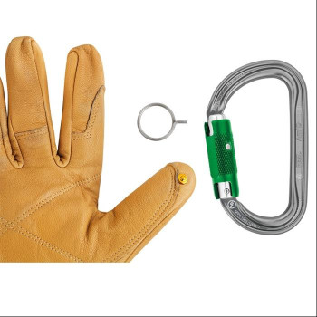 Petzl - Am'D Pin-Lock Alukarabiner