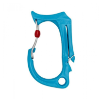 Courant Honos L blau Materialkarabiner