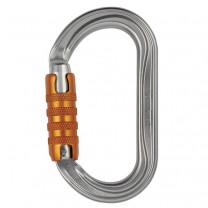 Petzl - OK Triact-Lock O-Karabiner