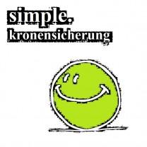 Kronensicherungs-Set simple.expert