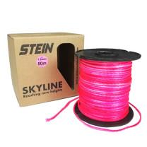 Stein - Skyline Wurfleine 1,5 mm / 50 m pink