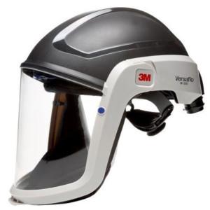3M M306 Gebläsehelm mit Gesichtsdichtung und Visier