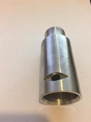 Glasfiber-Adapter für Verlängerungsstange Bayonett