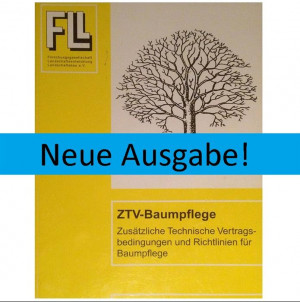 Buch ZTV Baumpflege 2017