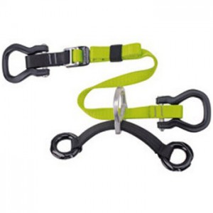 Edelrid - Sliding-D-Kit für Core-Gurte / night-oasis