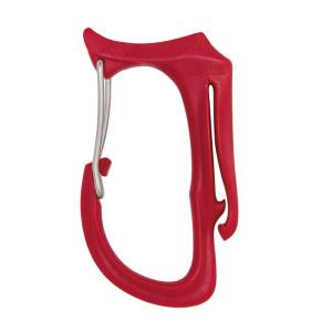 Courant Honos S red Materialkarabiner