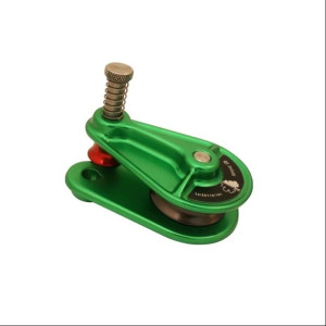 ISC - Kompakt-Blockrolle grün 85 kN