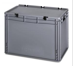 Materialbox, 88 l / MIT Scharnierdeckel