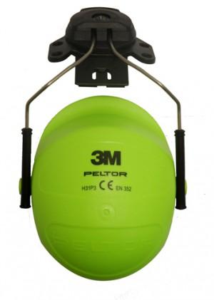 3M - Peltor-Gehörschutz H520/Optime II / Plug (Hi-Viz)