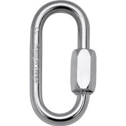Petzl - Maillon Rapide Oval / Normal (klein)
