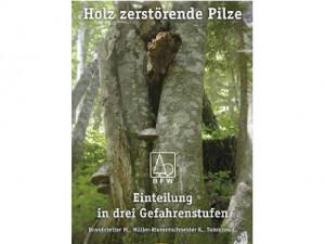 """Bestimmungsfächer """"Holz zerstörende Pilze"""""""