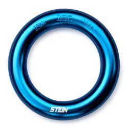 Stein - Alu-Ring groß / 46-70mm