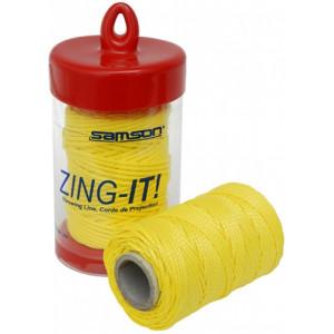 Samson - Zing-It Wurfleine 2,2 mm / 55 m / gelb