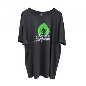 T-Shirt Arborista schwarz/grün ///