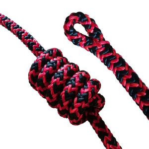 Cousin BlackWidow schwarz/rot 12.2 mm/4m +1Spleiß
