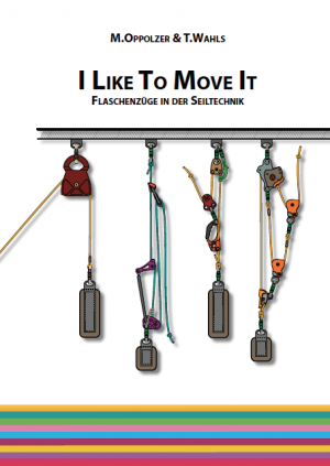 "Buch""I like to move it"" von M.Oppolzer & T.Wahls"