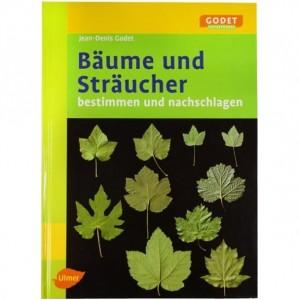 """Buch """"Bäume und Sträucher"""" von Godet"""
