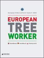 "Buch ""European Tree Worker"""