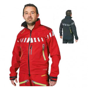 Courant - Storm Jacket, rot / XL