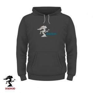 Dendroid - SRT-Climber-Hoodie ///