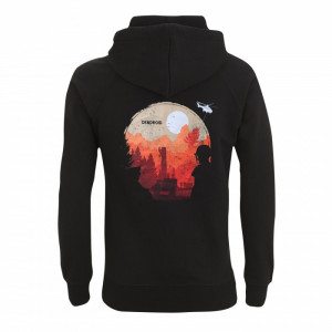 Dendroid - Dream Day Hoodie ///