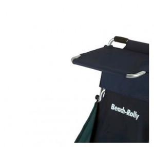 Eckla - Sonnenschutzdach für Beach-Rolly, blau