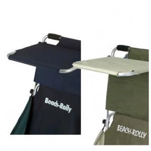 Eckla - Sonnenschutzdach für Beach-Rolly ///