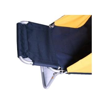 Eckla - Ausklappbarer Ladebügel für Beach-Rolly blau