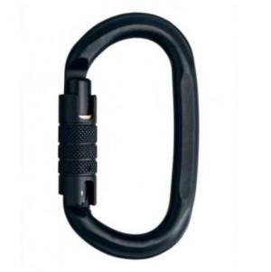 Edelrid Oval Power 2400 tripple black