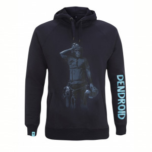 Dendroid - Face off Hoodie ///