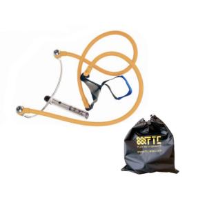 FTC Sling Line 3 Kopf mit Gummi und Tasche