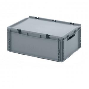 Materialbox, 45 l / MIT Scharnierdeckel