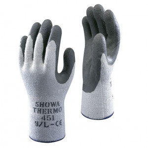 Showa - Thermo Grip, grau/8-M