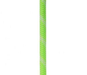 Edelrid Static Low Stretch 10.5 mm, neongreen / 70m
