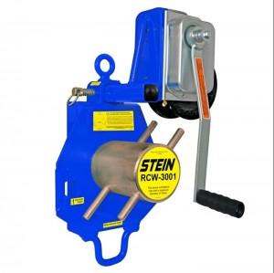 Stein - RCW-3001 Ablasspoller mit Winch / 3000 kg (WLL)