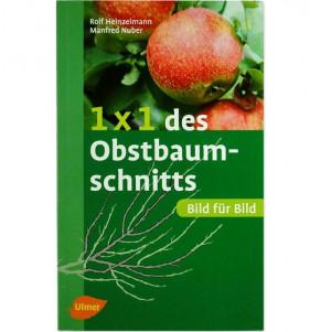 """Buch """"1 x 1 des Obstbaumschnitts"""" von Heinzelmann u. Nuber"""