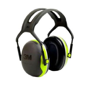 3M - Peltor-Gehörschutz X4 / Bügel (schwarz/hi-viz)