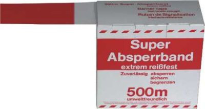 """Absperrband """"Vorsicht EPS"""", 500 m-Rolle"""