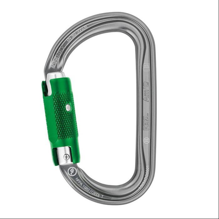 Petzl - Am'D Pin-Lock Alukarabiner