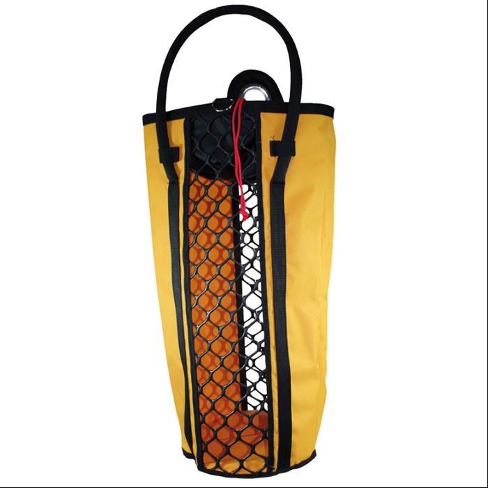 Silverbull - Mesh Rope Bag, 40 l (gelb)