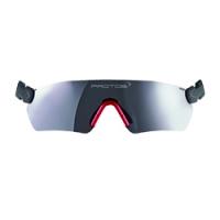 Protos Integral Schutzbrille - grau verspiegelt