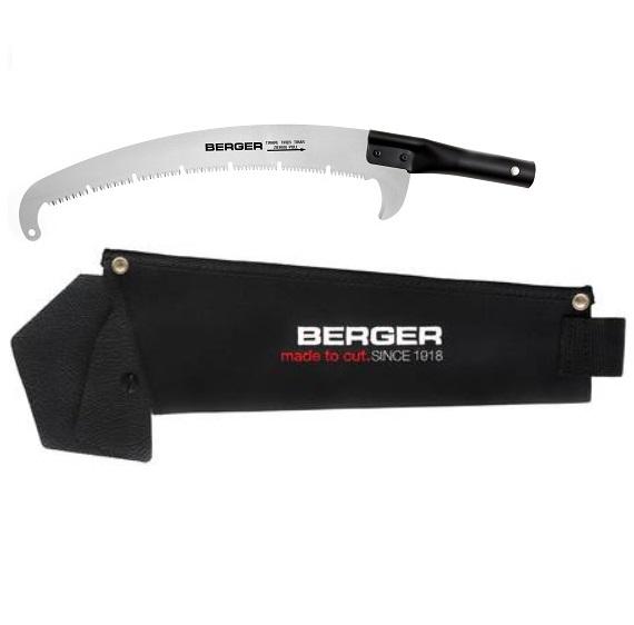 Berger Aufsatzsäge-Set PROFI für ArborRapid inkl. Köcher, 40