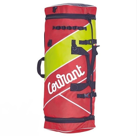 Courant - Cross Pro Bag / rot - neon-gelb