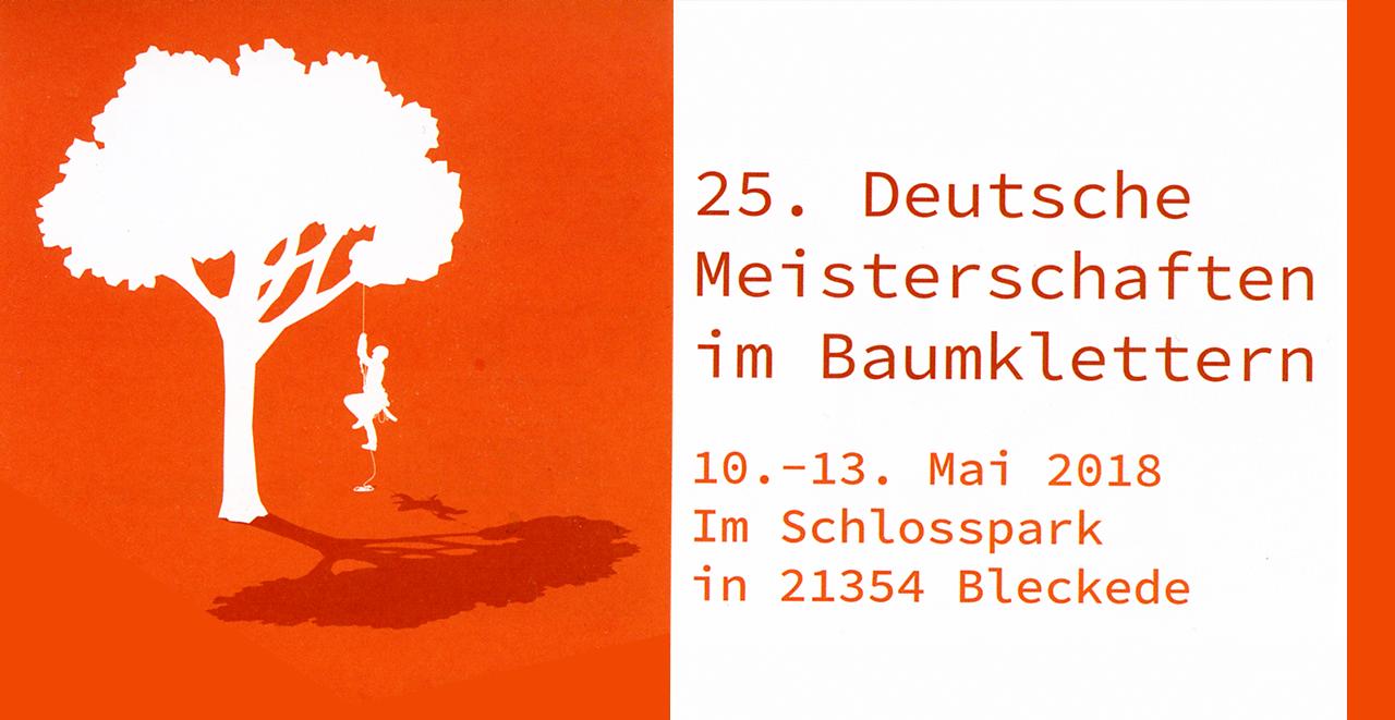 Deutsche Meisterschaft im Baumklettern