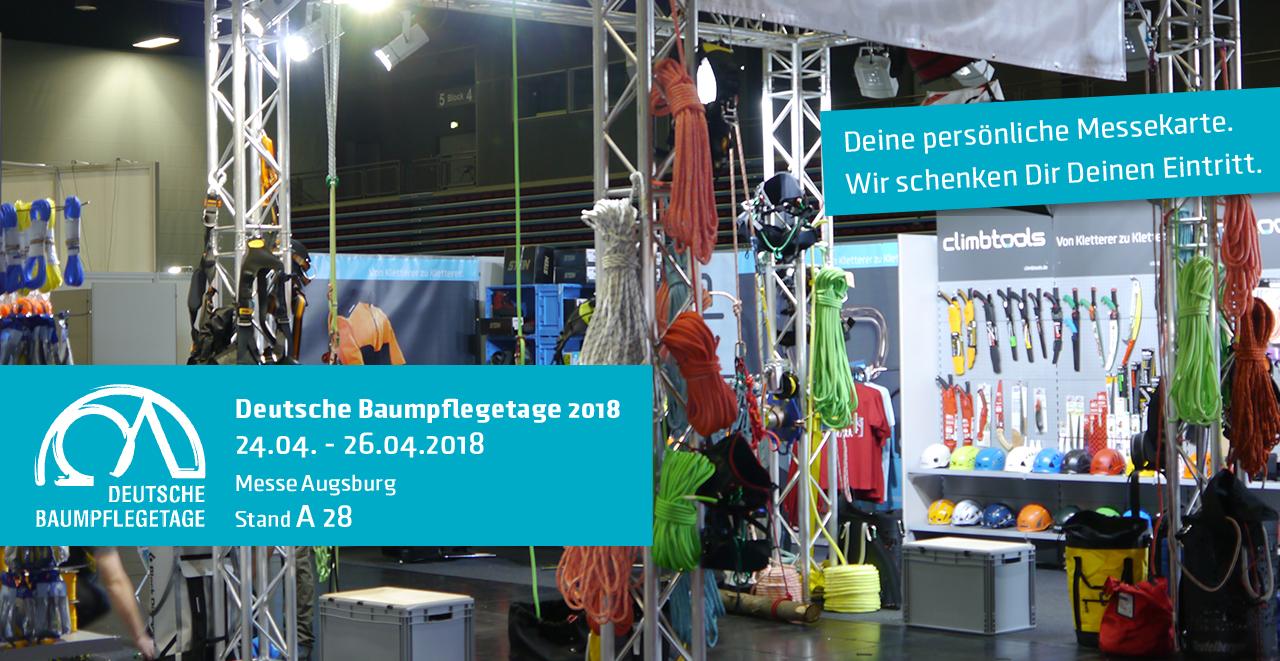 Deutsche Baumpflegetage 2018