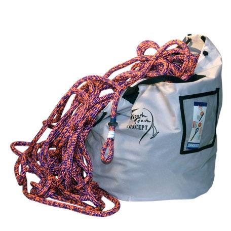 FTC - Argiope 12,1mm + 1 Spleiß/purple-orange/60m