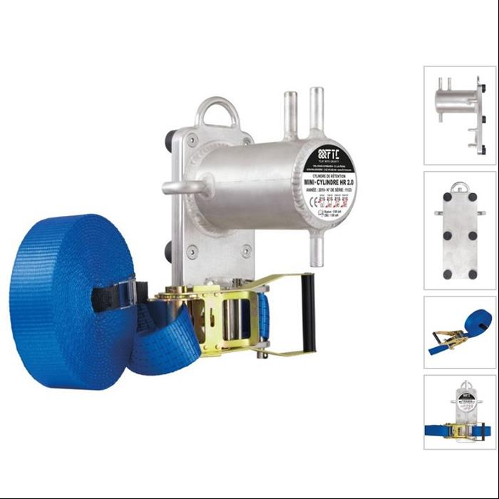 FTC - Mini Cylindre HR 2.0 Ablasspoller