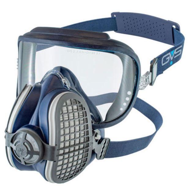 GVS Elipse Integra P3 RD Halbmaske mit Brille///