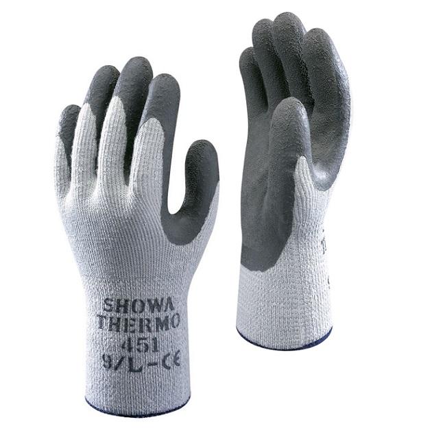 Showa - Thermo Grip, grau/7-S